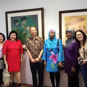 Art Tour - Penang Batik Museum