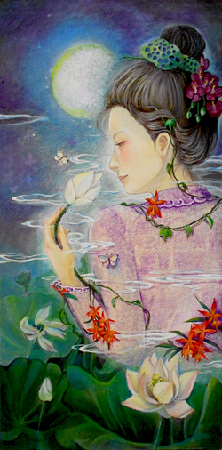 The Fragrant Lotus