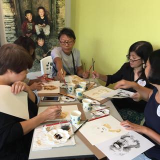 MWAS coffee art prelaunch event 18