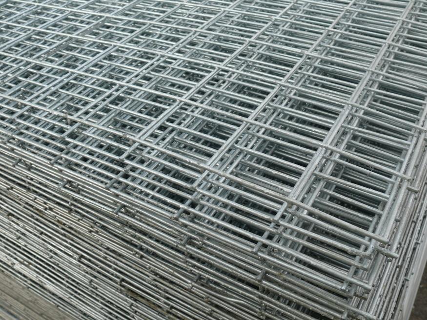 Plaque mesh