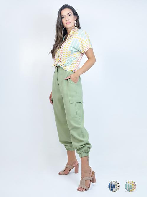 005052 - Camisa Manga Curta