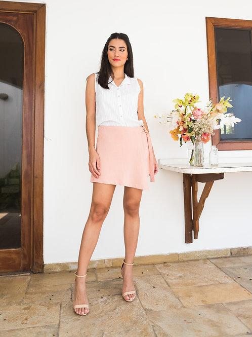 005248 - Shorts-Saia Linho