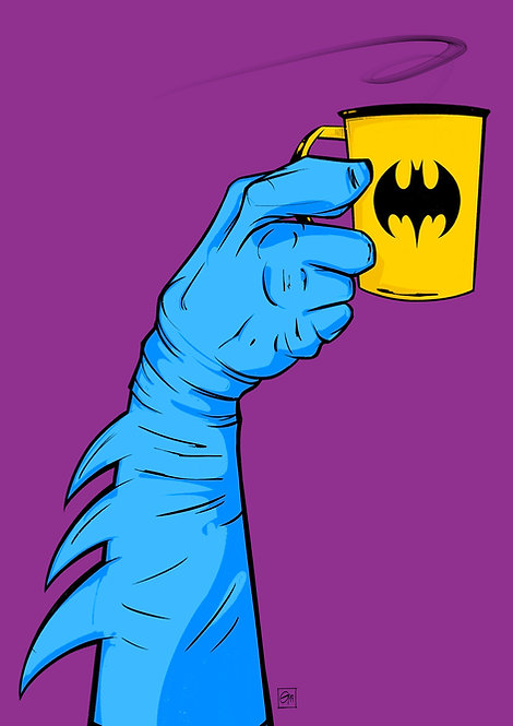 SUPERFOOD - Bat-Coffee