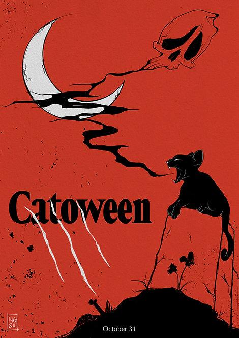 Catoween Poster