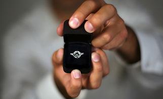 結婚の申し込み