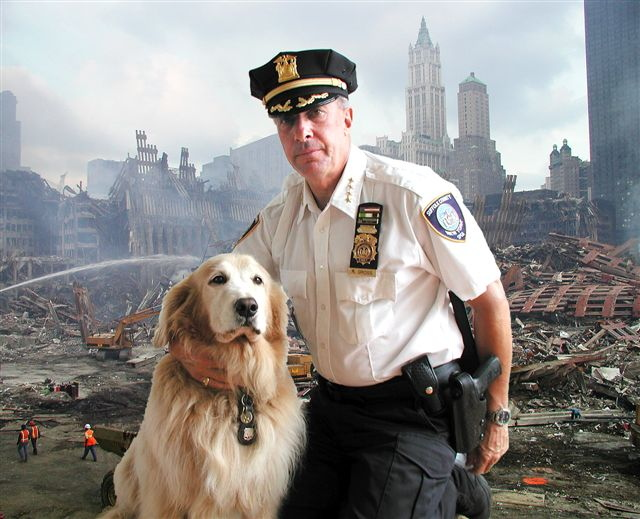 Roy and his Dog Cody