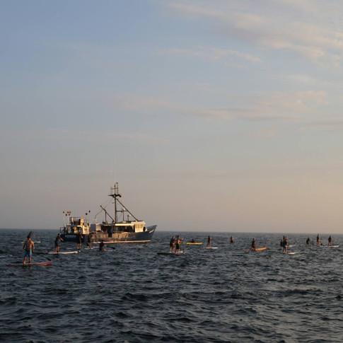 Paddlers and Trawler.jpg