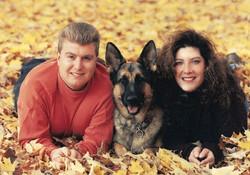 Michael Lori and Lyla