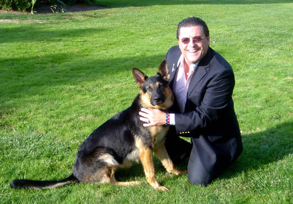 Joe and His New Dog Bette