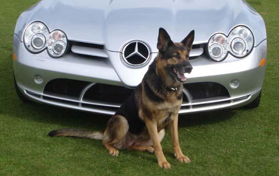 McClaren Mercedes