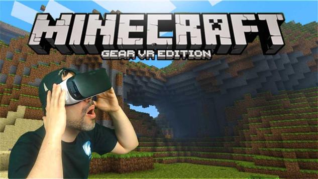 Minecraft VR Edition
