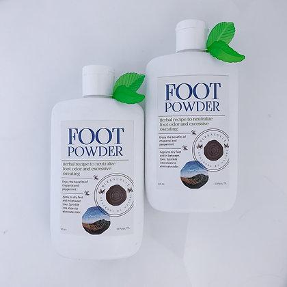 Organic Foot Powder
