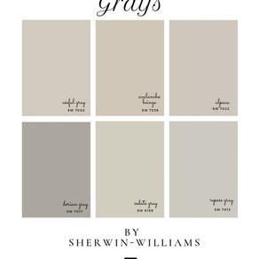 Endless Shades of Gray
