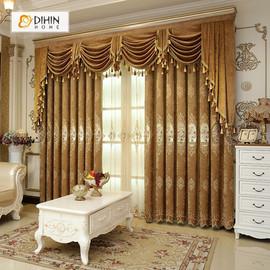 dihinhome-home-textile-european-curtain-