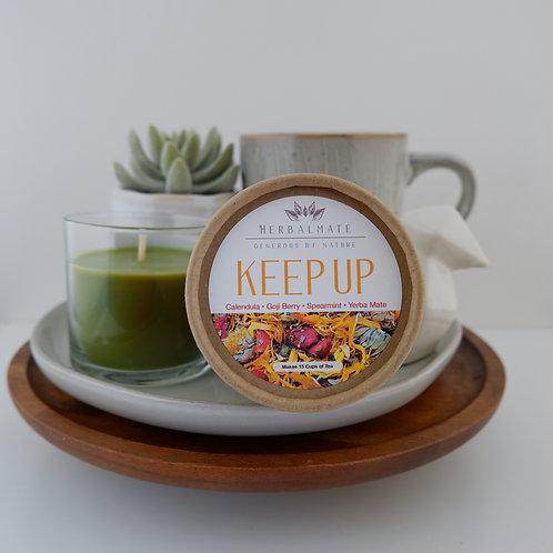 Keep Up | Tisane | Yerba Mate and Goji Berry