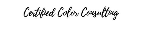 Certified Color Consulting