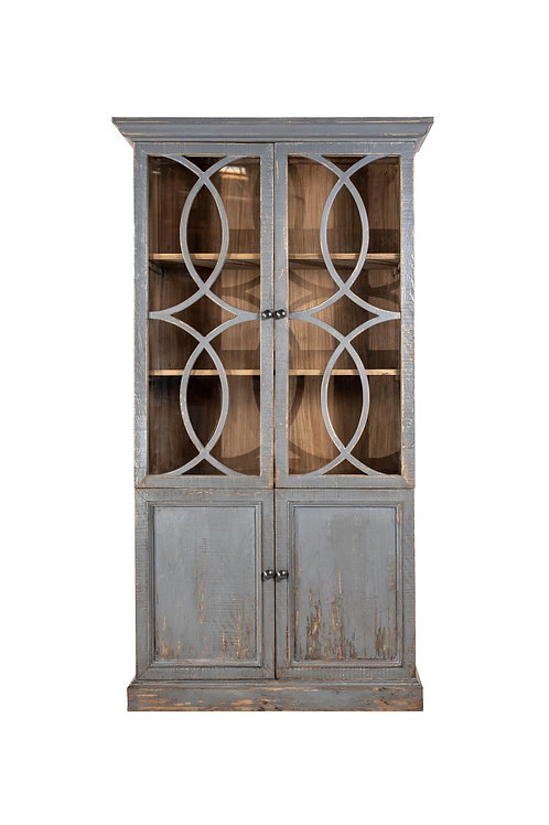 Antique Peppercorn Cabinet