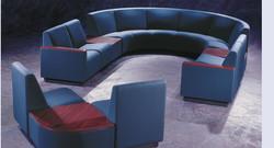 Custom waiting room seating