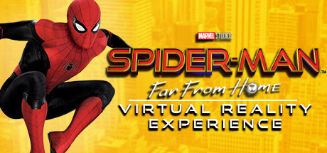 Spiderman VR Far From Home