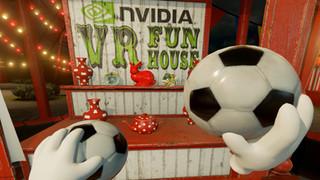 Nvidia Fun House