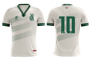 Uniforme 02 do América Mineiro para a temporada 2019.