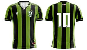 Lançamos a Sparta, marca própria do América Mineiro.