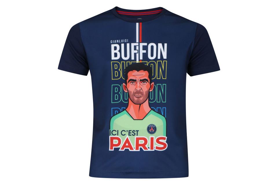 Camiseta Infantil PSG Gianluigi Buffon