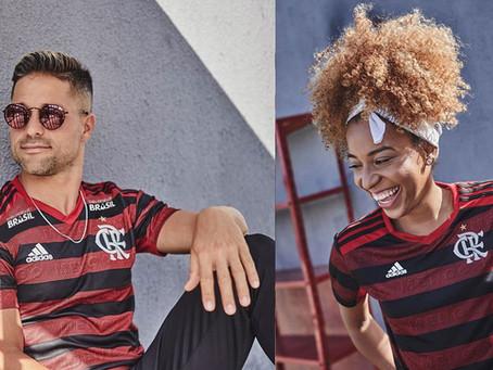 Lançamento do Flamengo. Marca Esportiva x Marca Própria.