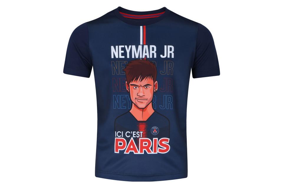 Camiseta Infantil PSG Neymar Jr.