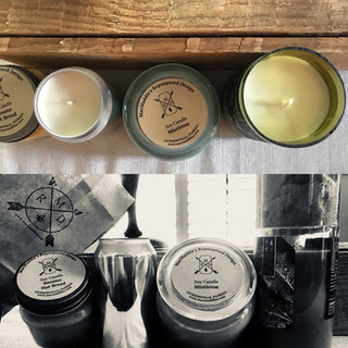 Candle Variety