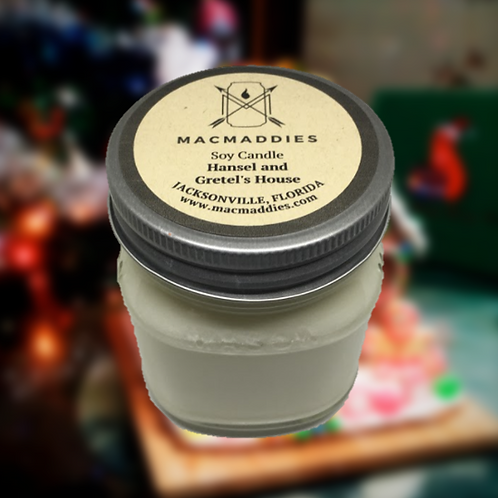Hansel and Gretel's House Candle