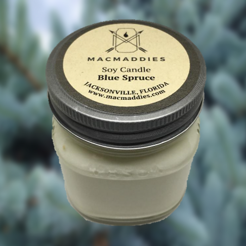 Blue Spruce (Christmas Tree) Candle