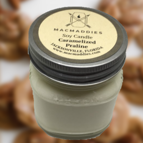 Caramelized Pralines Candle