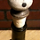 Thumbnail: Stone Polka Dot Wine Stopper