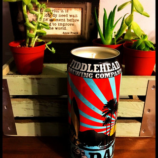 Fiddlehead Brewing CANdle.JPG