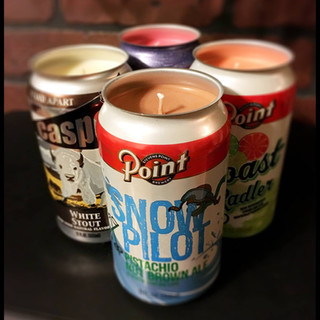 Stevens Point Brewery CANdles