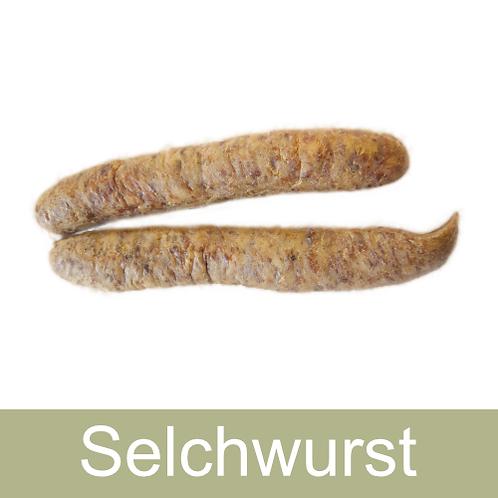 Selchwurst luftgetrocknet