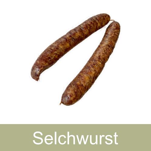 Selchwurst zum Kochen