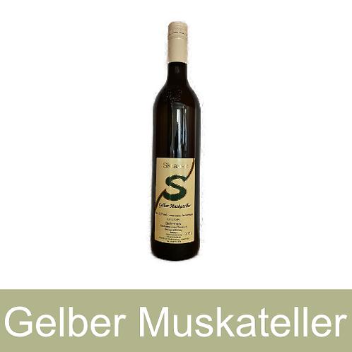 Gelber Muskateller 0,75l
