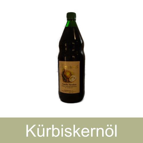 Kürbiskernöl 1l