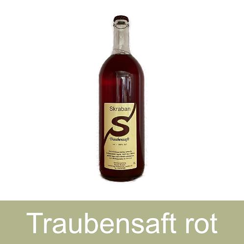 Traubensaft Rot 1l