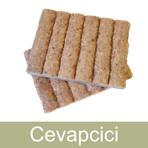 Cevapcici (Hackfleischröllchen)