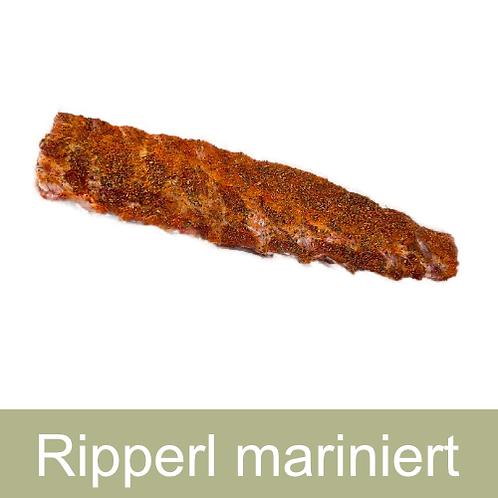 Ripperl mariniert