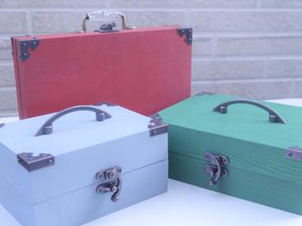 【制作記】100均DIY WOOD BOX ,Part 1-『スタンダードBOX』の作り方