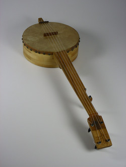 Ambrosia Maple Wood Rim Banjo