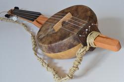 Ambrosia Maple Gourd Banjo With Hemp