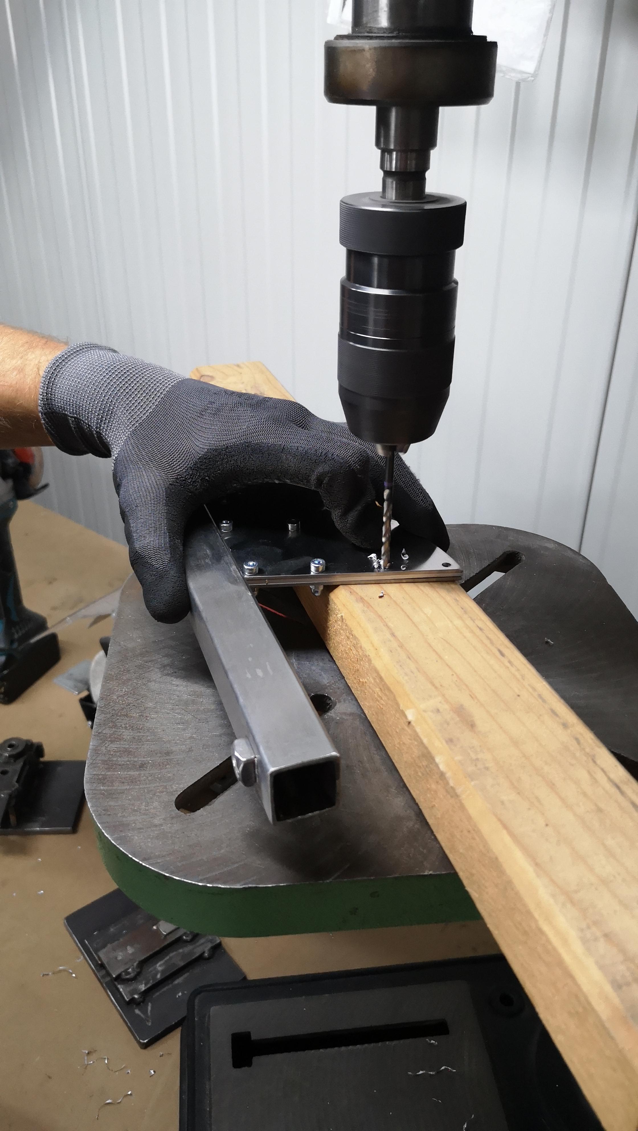 Sorgfältige Handarbeit mit hochwertigen Materialien