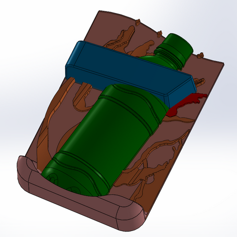 ① 3Dデータ作成