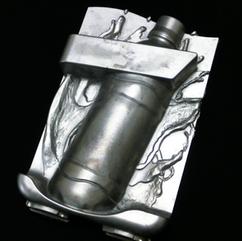 ③ アルミ鋳造金型