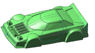 ② 3Dデータ画像